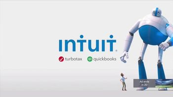 Intuit Super Bowl 2018 TV Spot, 'Giant Skip Ad' - Thumbnail 7