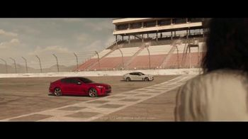 Kia Stinger Super Bowl 2018 TV Spot, 'Fueled by Youth' Feat. Steven Tyler - Thumbnail 3
