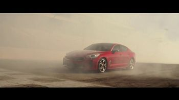 Kia Stinger Super Bowl 2018 TV Spot, 'Fueled by Youth' Feat. Steven Tyler - Thumbnail 7