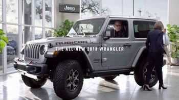 Jeep Super Bowl 2018 TV Spot, 'Jeep Jurassic' Featuring Jeff Goldblum [T1] - Thumbnail 10