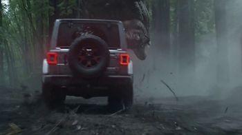 Jeep Super Bowl 2018 TV Spot, 'Jeep Jurassic' Featuring Jeff Goldblum [T1] - Thumbnail 7