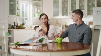 HelloFresh Super Bowl 2018 TV Spot, 'The Haines Family' - Thumbnail 2