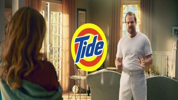 Tide Super Bowl 2018 TV Spot, 'It's Yet Another Tide Ad' Ft. David Harbour