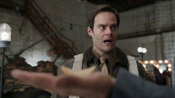 Pringles Super Bowl 2018 TV Spot, 'WOW' Featuring Bill Hader - Thumbnail 7