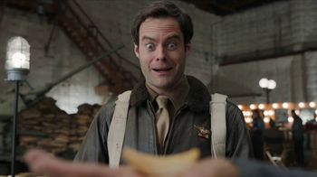 Pringles Super Bowl 2018 TV Spot, 'WOW' Featuring Bill Hader - Thumbnail 8