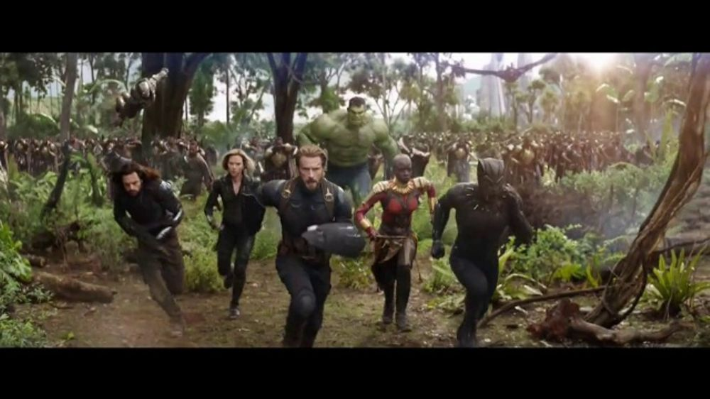 Marvel: Avengers: Infinity War Super Bowl 2018