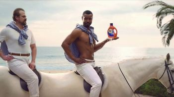 Tide Super Bowl 2018 TV Spot, 'Get Off My Horse' Featuring Isaiah Mustafa - Thumbnail 6