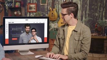 Wix Super Bowl 2018 TV Spot, 'Coolest Collaboration' Feat. Rhett and Link - Thumbnail 4