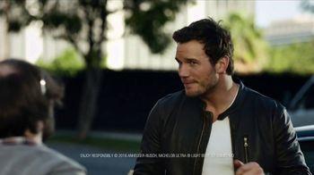 Michelob Ultra Super Bowl 2018 TV Spot, 'The Perfect Fit' Feat. Chris Pratt - Thumbnail 7