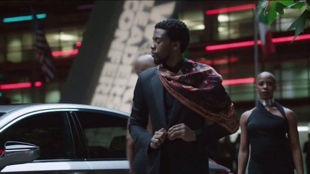 2018 Lexus Ls 500 Super Bowl 2018 Tv Commercial Marvel