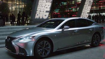 2018 Lexus LS 500 Super Bowl 2018 TV Spot, 'Marvel Studios Black Panther' [T1] - Thumbnail 7