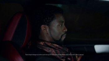 2018 Lexus LS 500 Super Bowl 2018 TV Spot, 'Marvel Studios Black Panther' [T1] - Thumbnail 5