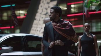 2018 Lexus LS 500 Super Bowl 2018 TV Spot, 'Marvel Studios Black Panther'