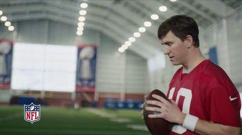 NFL Super Bowl 2018 TV Spot, 'Board Games' Featuring Eli Manning - Thumbnail 10