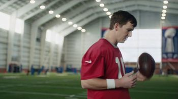 NFL Super Bowl 2018 TV Spot, 'Board Games' Featuring Eli Manning - Thumbnail 5