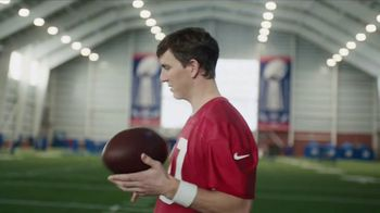 NFL Super Bowl 2018 TV Spot, 'Board Games' Featuring Eli Manning - 4 commercial airings