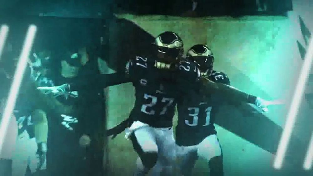 NFL Shop TV Commercial, 'Celebra con los Eagles'
