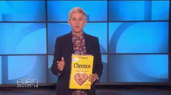 Cheerios TV Spot, 'Ellen's One Million Acts of Good: We Did It' - Thumbnail 2