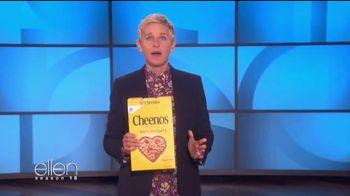 Cheerios TV Spot, 'Ellen's One Million Acts of Good: We Did It'
