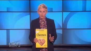 Cheerios TV Spot, 'Ellen's One Million Acts of Good: We Did It' - Thumbnail 4