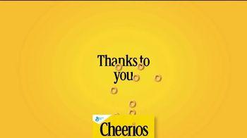 Cheerios TV Spot, 'Ellen's One Million Acts of Good: We Did It' - Thumbnail 6