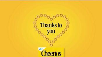 Cheerios TV Spot, 'Ellen's One Million Acts of Good: We Did It' - Thumbnail 7