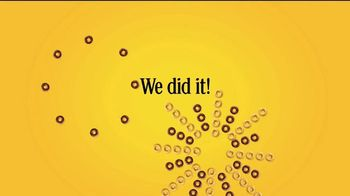 Cheerios TV Spot, 'Ellen's One Million Acts of Good: We Did It' - 3 commercial airings