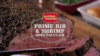 Golden Corral Prime Rib & Shrimp Spectacular TV Spot, 'Rico' [Spanish] - 453 commercial airings