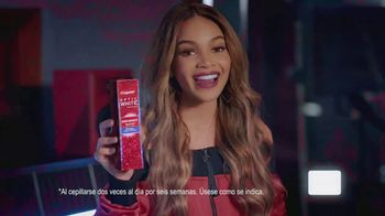 Colgate Optic White TV Spot, 'El tono perfecto' con Leslie Grace [Spanish] - 7859 commercial airings