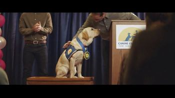 Canine Companions for Independence TV Spot, 'The Graduate' - Thumbnail 8