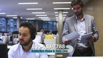 Addiction Hope and Helpline TV Spot, 'We Answer the Phone 24/7' - Thumbnail 1