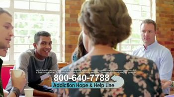 Addiction Hope and Helpline TV Spot, 'We Answer the Phone 24/7' - Thumbnail 10