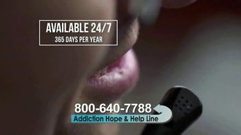 Addiction Hope and Helpline TV Spot, 'We Answer the Phone 24/7' - Thumbnail 2