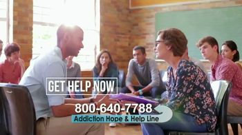 Addiction Hope and Helpline TV Spot, 'We Answer the Phone 24/7' - Thumbnail 4