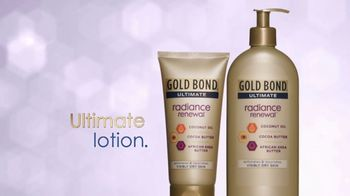 Gold Bond Ultimate Radiance Renewal TV Spot, 'When Skin Gets Dry' - Thumbnail 8