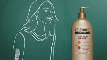 Gold Bond Ultimate Radiance Renewal TV Spot, 'When Skin Gets Dry' - Thumbnail 4