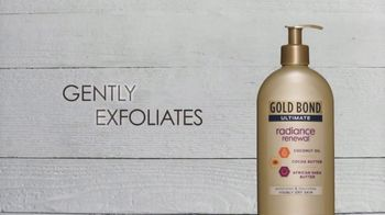 Gold Bond Ultimate Radiance Renewal TV Spot, 'When Skin Gets Dry' - Thumbnail 5