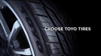 Toyo Tires TV Spot, 'Good Taste' - Thumbnail 9
