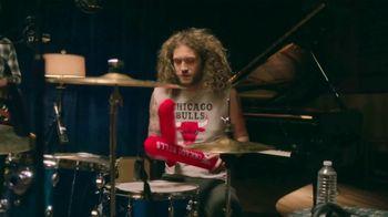 BMO Harris Bank Bulls Debit Mastercard TV Spot, 'Needs More Drumstick'