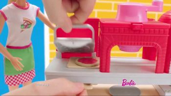 Barbie Pizza Chef TV Spot, 'Barbie Dough' - Thumbnail 3
