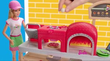 Barbie Pizza Chef TV Spot, 'Barbie Dough' - Thumbnail 4