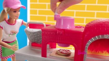 Barbie Pizza Chef TV Spot, 'Barbie Dough' - Thumbnail 5