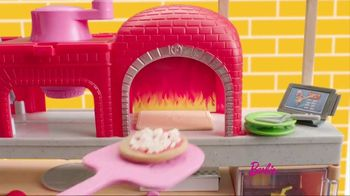 Barbie Pizza Chef TV Spot, 'Barbie Dough' - Thumbnail 7