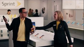 Sprint TV Spot, 'Sprintern: iPhone Deal' - 3877 commercial airings