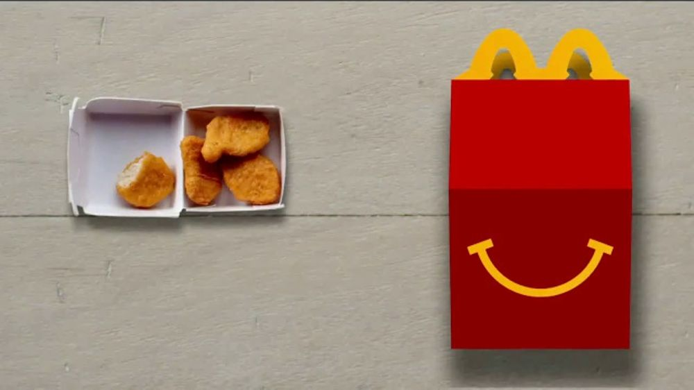 McDonald's Happy Meal TV Commercial, 'Great Moments Together'