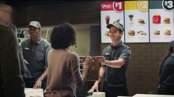 McDonald's $1 $2 $3 Dollar Menu TV Spot, 'Play Date: Happy Meal' - Thumbnail 1