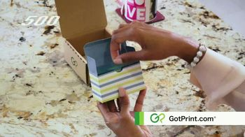 GotPrint.com Business Cards TV Spot, 'High Quality, Low Prices' - Thumbnail 9