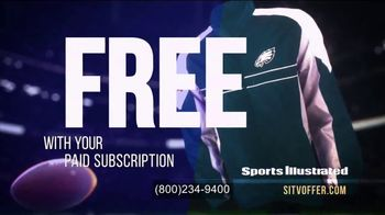 Sports Illustrated TV Spot, 'Super Bowl 52 Eagles Package'