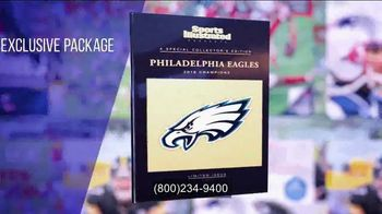 Sports Illustrated TV Spot, 'Super Bowl 52 Eagles Package' - Thumbnail 5