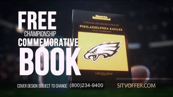 Sports Illustrated TV Spot, 'Super Bowl 52 Eagles Package' - Thumbnail 6